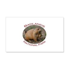 Badlands National Park...Prairie Dog Snacking 20x1
