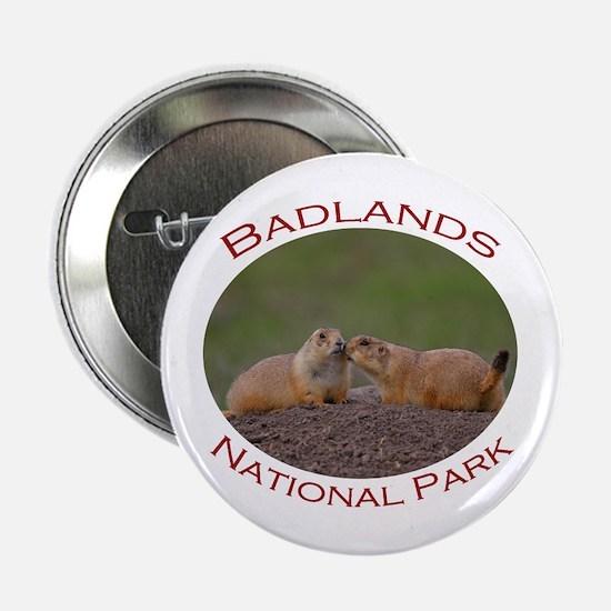 """Badlands National Park...Prairie Dog Kiss 2.25"""" Bu"""