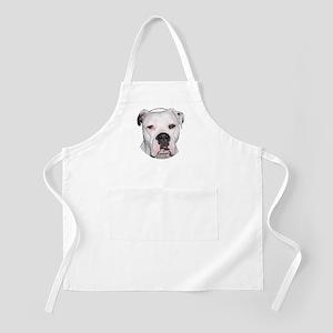 American Bulldog copy Apron