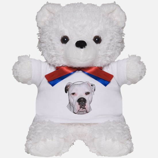 American Bulldog copy.png Teddy Bear