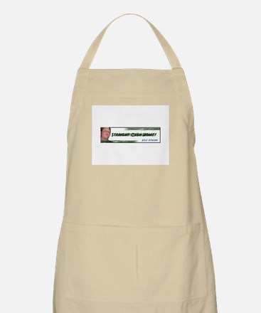 Straight Cash Homey BBQ Apron