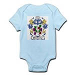 Winchester Coat of Arms Infant Creeper