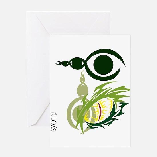 SYOTN design #43 Greeting Card