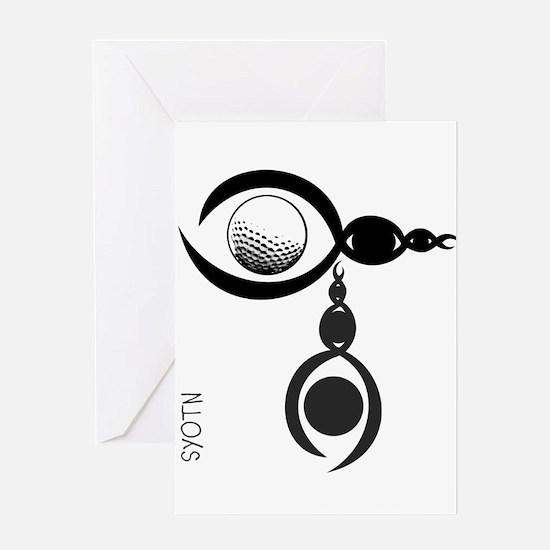 SYOTN design #41 Greeting Card