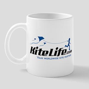 Kitelife Logo Mugs