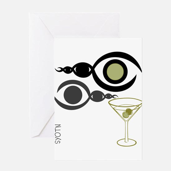 SYOTN design #27 Greeting Card