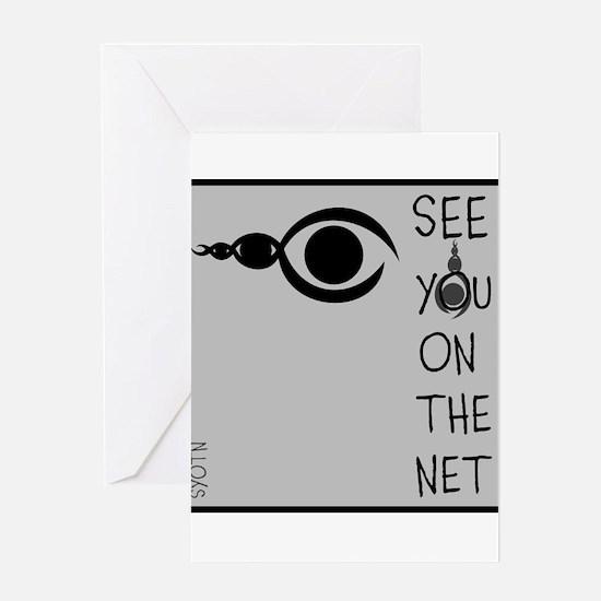 SYOTN design #1 Greeting Card