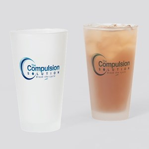 The Compulsion Solution Drinking Glass