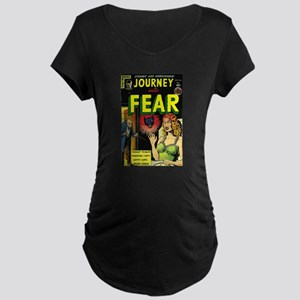 Journey Into Fear #3 Maternity Dark T-Shirt