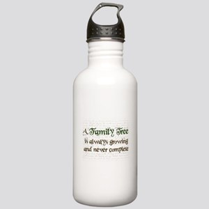 a Family Tree is... Stainless Water Bottle 1.0L