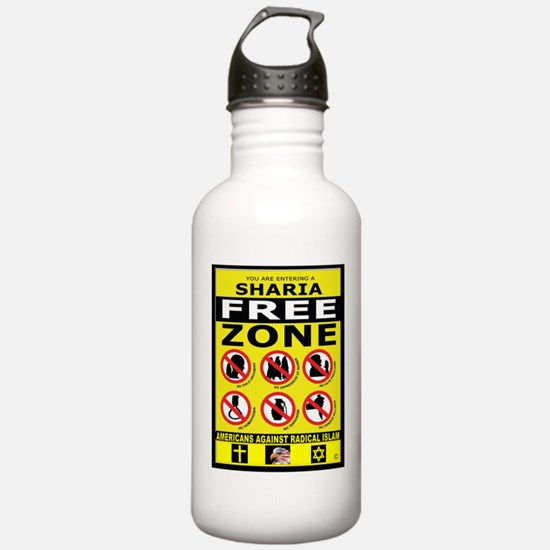 SHARIA FREE Water Bottle