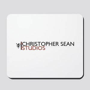 Christopher Sean Studios 2012 logo Mousepad