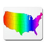 Rainbow States Mousepad