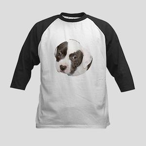 American pit bull terrier pup copy Kids Baseba