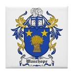 Wauchope Coat of Arms Tile Coaster