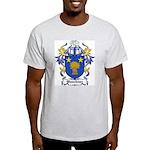 Wauchope Coat of Arms Ash Grey T-Shirt