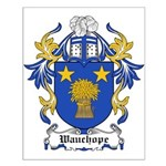 Wauchope Coat of Arms Small Poster