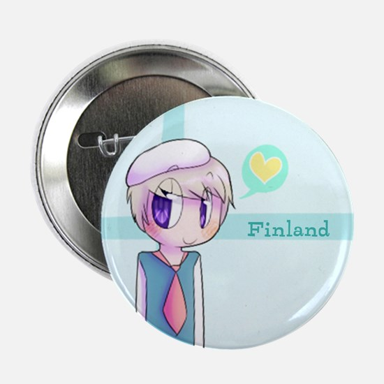 "Cute Finnish 2.25"" Button"
