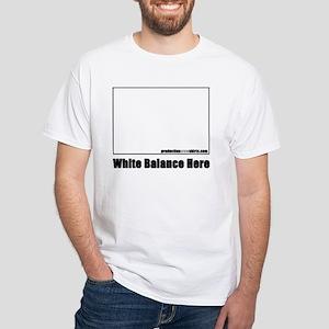 White Balance Here T-Shirt