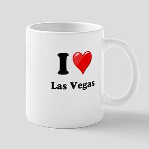 I Heart Love Las Vegas Mug