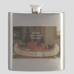 Canoe Foo Flask