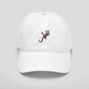 Hibiscus Lizard Cap