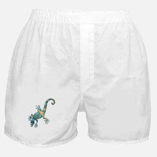 Swirl Lizard Boxer Shorts