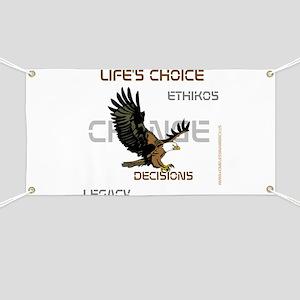 HIA Eagle design Banner