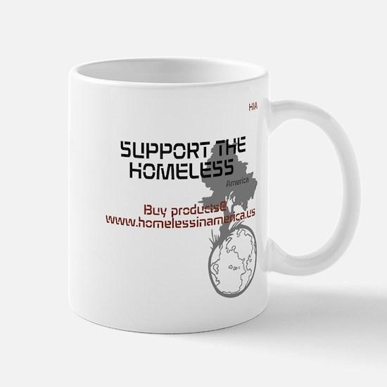 HIA HomelessInAmerica design Mug