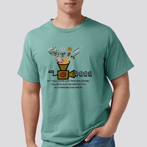 Law or Sausage4000 Mens Comfort Colors Shirt