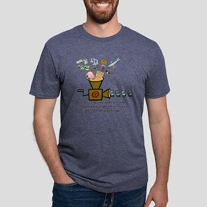 Law or Sausage4000 Mens Tri-blend T-Shirt
