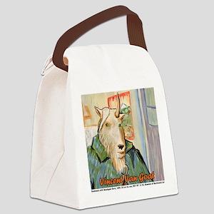 Vincent van Goat Canvas Lunch Bag