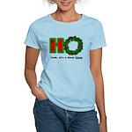 Christmas Ho, A Good Thing Women's Light T-Shirt