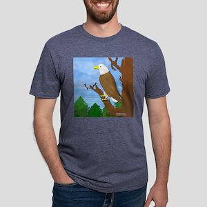 EyeofEaglePillow Mens Tri-blend T-Shirt