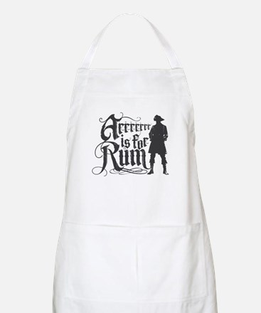 Arrrrrrr is for Rum Apron