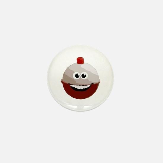 Happy bobber Mini Button