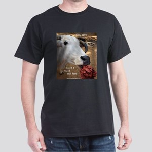 Zebu Foo-d Dark T-Shirt