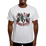 Christmas Holly Light T-Shirt