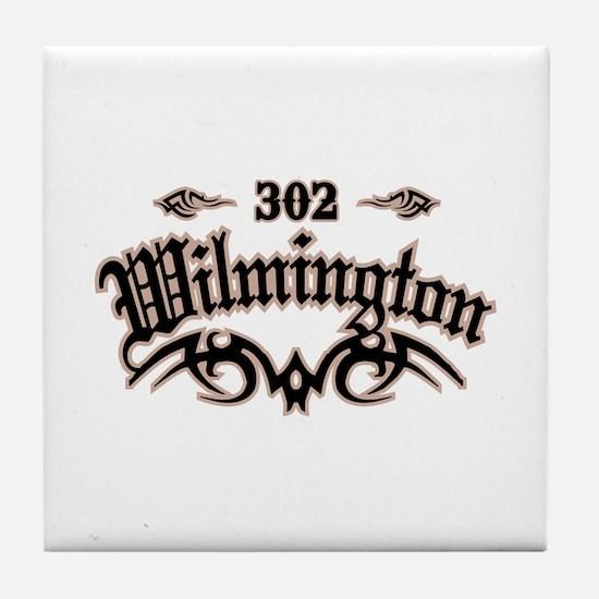 Wilmington 302 Tile Coaster