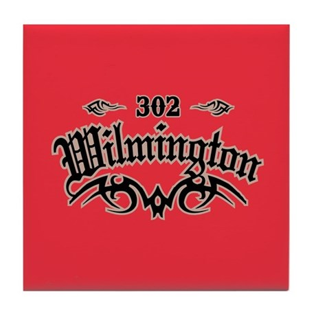 Wilmington 302 Tile Coaster