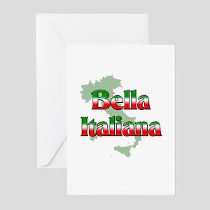 Bella Italiana Greeting Cards (Pk of 10)