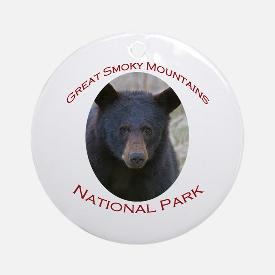Great Smoky Mountains National Park...Black Bear O