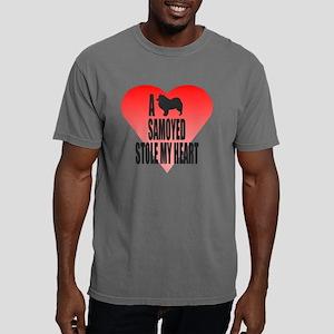 Samoyed Mens Comfort Colors Shirt