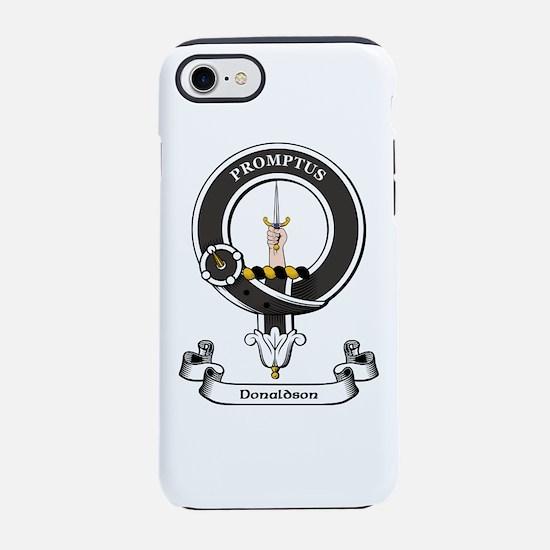 Badge-Donaldson iPhone 7 Tough Case