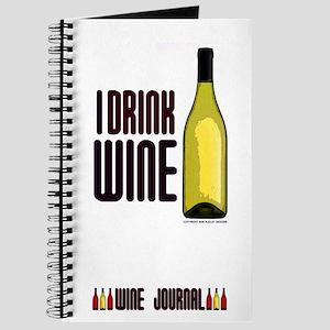 Wine Drinker's Wine Journal