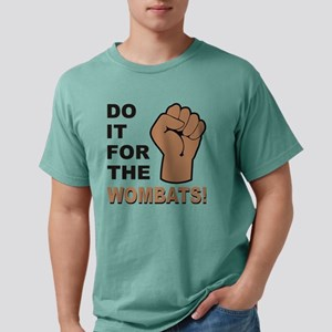 forthewombats Mens Comfort Colors Shirt