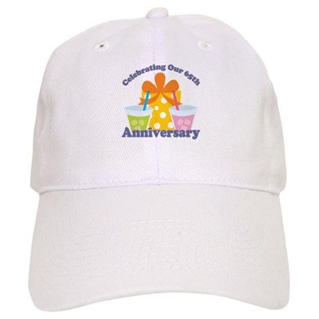 65th Anniversary Party Gift Cap