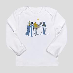 Three Kings Long Sleeve Infant T-Shirt