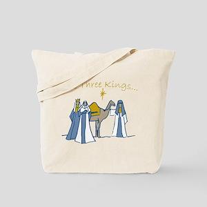 We Three Kings Tote Bag