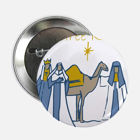 """We Three Kings 2.25"""" Button"""